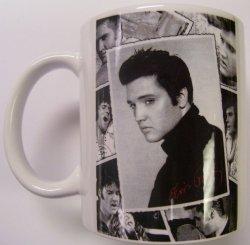 Elvis Presley Scrapbook Mug (Scrapbook Mug)