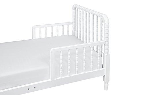 DaVinci Jenny Lind Toddler Bed, White by DaVinci (Image #1)