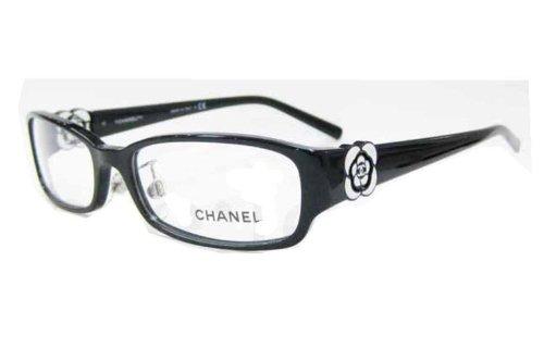 ec798ce670f976 Amazon | CHANEL シャネル メガネフレーム 3131-C888 | ファッション眼鏡 ...