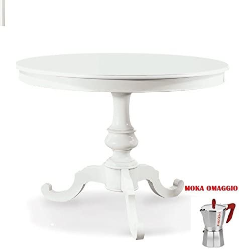 Ronde à Manger L'Aquila Arredamenti Design Classic Table TFul1cKJ3