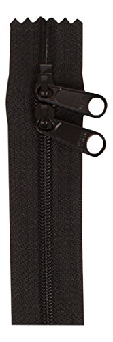 - ByAnnie ZIP30-105 Double Slide Zipper, 30