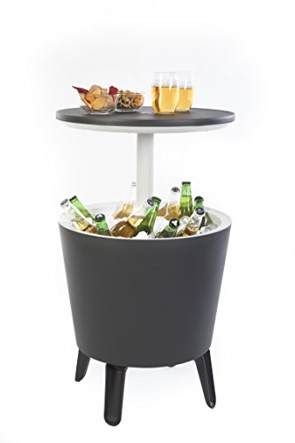 Keter Modern Smooth Style with Legs Outdoor Patio Cooler
