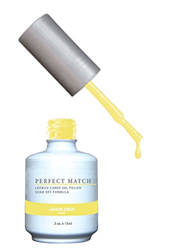 perfect match nail polish drop