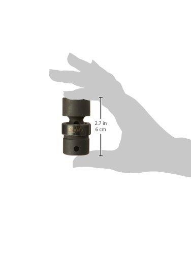 Sunex 228u 1//2-Inch Drive 7//8-Inch Universal Impact Socket