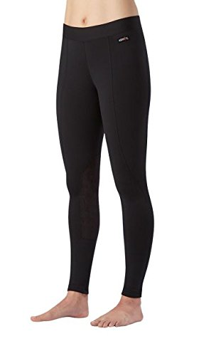 Kerrits Performance Tight Flow Rise Black Size: Large