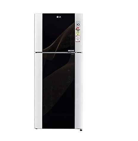 Lg 407 L 4 Star Frost Free Double Door Refrigerator Gl I442tkrl