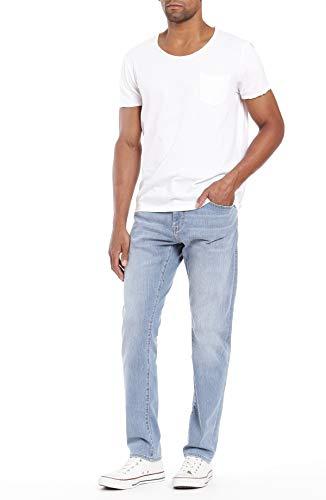 Mavi Men's Jake Regular-Rise Tapered Slim Fit Jeans