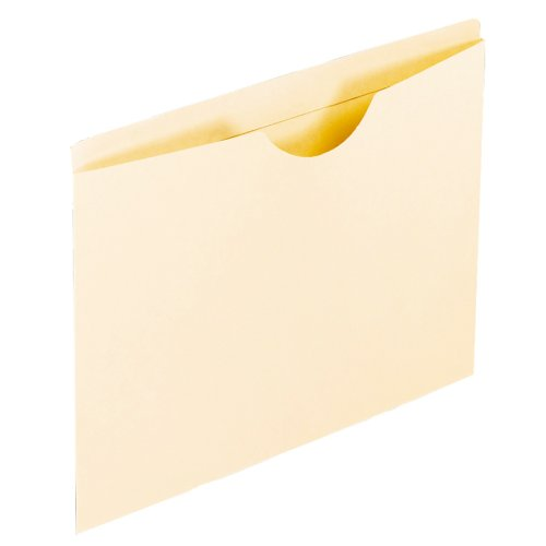 (Pendaflex 23900 Double-Ply Tabbed File Jackets, Legal Size, Manila, 100 per Box)