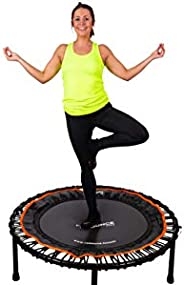 FIT BOUNCE PRO CANADA Bungee Rebounder | Assembled | Half Folding | Silent & Beautifully Designed Professi