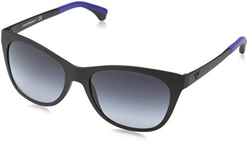 Matte Black 53238g EA4046 Emporio Armani Sonnenbrille qOFSSY