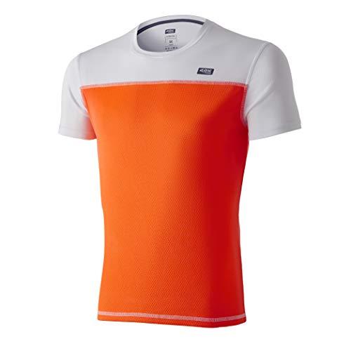 42K Running – Technisch T-shirt 42K SYRUSS voor heren, korte mouwen.