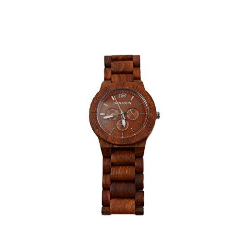 BS BoSen BS08 BoSen-watch-8 ブラウン+ブラック