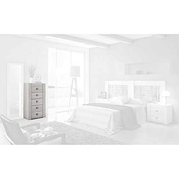 Muebles Baratos Sinfonier para Dormitorio, 5 cajones, Color ...