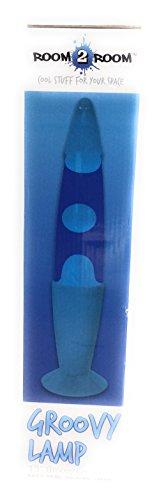 13'' Groovy Lava Lamp (Bae Blue) by Kittymane