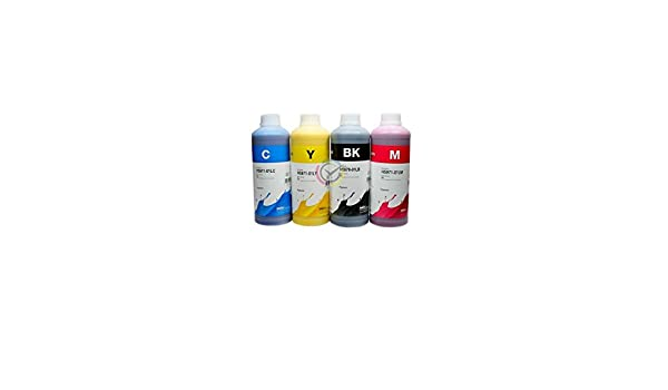Tinta inktec h5970/4 X 1L para Cartuchos para Impresora HP 970/971 ...