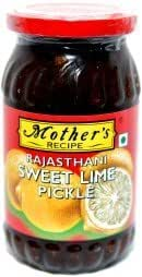 Mother's Recipe Sweet 'n' Sour Lime Picke - 575g