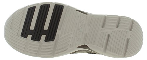 Skechers Mens Relaxed Fit Corven Espino Slip-on Taupe zMccV