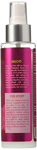 Mielle Organics Mongongo Oil Thermal & Heat Protectant Spray 4oz