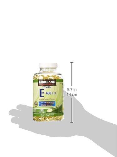 Kirkland Signature Vitamin E 400 I.U.