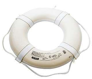 Coast Guard Approved Ring Buoy 24
