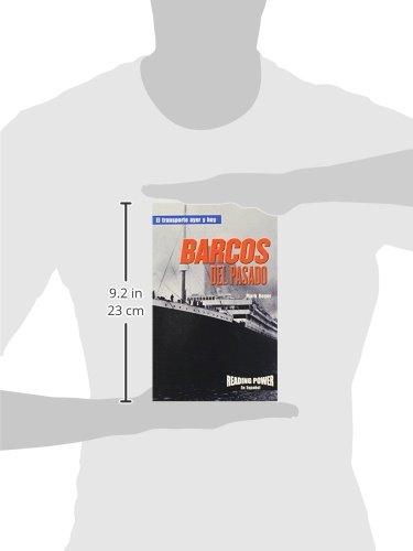 Barcos Del Pasado (El Tranporte Ayer y Hoy) (Spanish Edition) by Powerplus (Image #4)