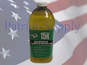 Fuel Right Diesel & Fuel Oil Treatment, 64 oz ()