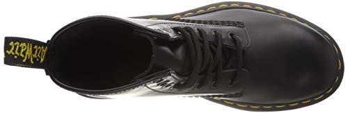 Nero loch Boot nero Scarpe 8 Dr Martens Donna 1460 Rxw6PPq