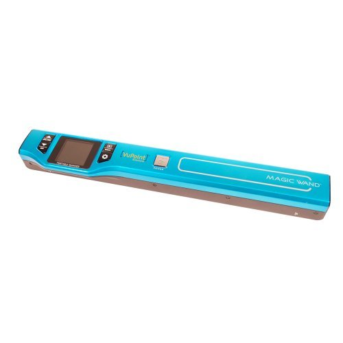 VuPoint PDS-ST470T-VP Compact Portable Wand Scanner 【Creative Arts】 [並行輸入品]   B07B7BSWT1