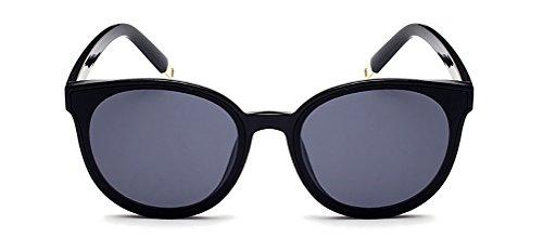 GAMT Cat Eye Clear Sunglasses Retro Classic Oversized Designer for Men Black Frame Gray - Latest Designer Sunglasses