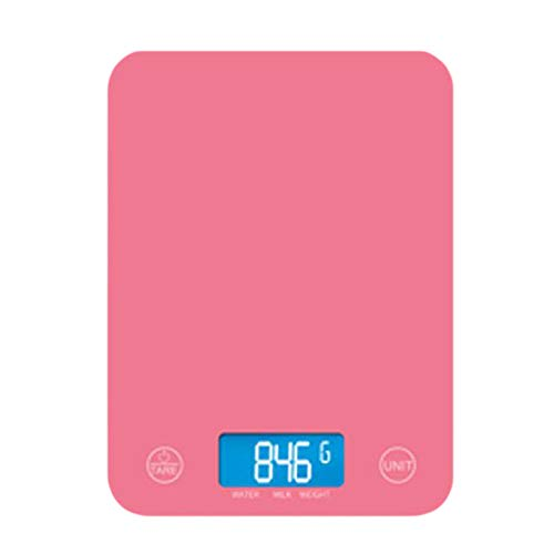 Touch Sensitive Lcd - Kitchen Scale high Precision Household Electronic Sensitive Touch Multi-Function LCD Display Easy to Store