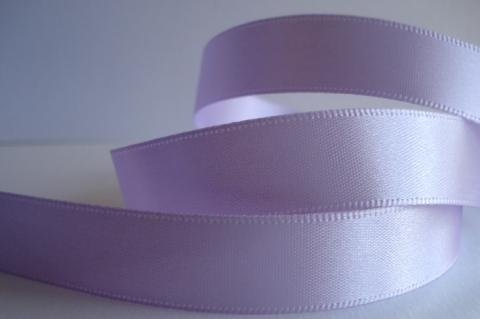 Satin Ribbon IRIS Periwinkle 100% Polyester 3/8 inch x 5 Yards