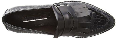 Tamaris 1-1-24320-35 092 - Zapatillas de casa de material sintético mujer negro - Schwarz (Blk Struc./Blk 092)