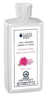 Lampe Berger 415340 Timeless Rose Fragrance, 500ml/16.9 fl. (Fragrance Lamps Wholesale)