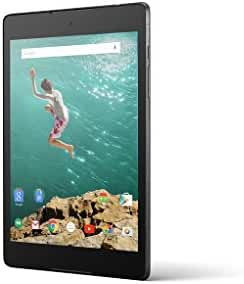 Nexus 9 (Unlocked, Wifi + LTE, 32GB, Indigo Black) International Version No Warranty