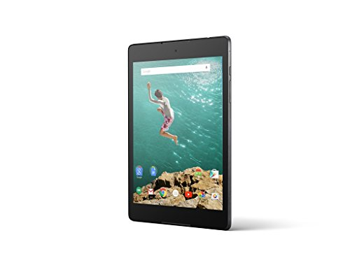 Nexus 9 (Unlocked, Wifi + LTE, 32GB, Indigo Black)...