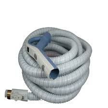 Aerus Centralux Electrolux New Style Wire Reinforced 35ft Hose, (Electrolux Central Vacuum Parts)