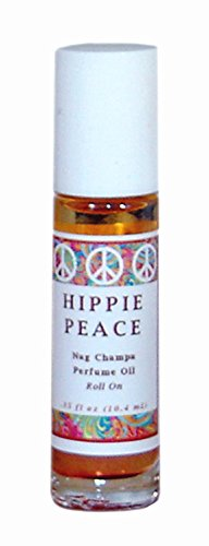 Hippie Peace (Nag Champa) Perfume Oil Roll On