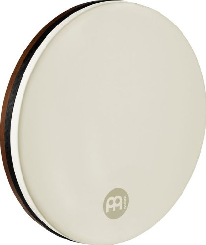 Meinl Percussion FD22T 22-Inch Tar With Goat Skin Head, African Brown by Meinl Percussion