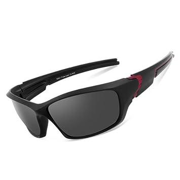 KLXEB Llegada Del Hombre Gafas De Sol Polarizadas Gafas De Sol Deporte Mujeres Oculos De Sol Con Originales,Azul: Amazon.es: Deportes y aire libre