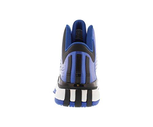 Adidas D Rose 773 III Herren Basketballschuh Königlich-schwarz-weiß