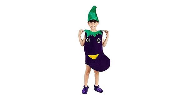 Traje verduras frutas niños Fiesta De Niños Ropa De Cosplay Para Niños Disfraces Fiesta Niños Niñas (Berenjena Morada): Amazon.es: Bricolaje y herramientas