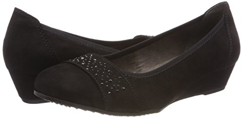 Escarpins Softline 22260 21 black 001 Femme Noir ZZ7Er6qw