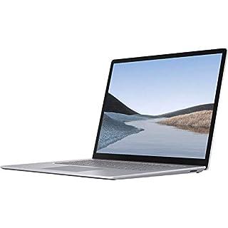 Microsoft Surface Laptop 3 15-inch 128GB (Touch Screen, AMD Ryzen 5 Surface Edition, 8GB RAM, Wi-Fi) Platinum (Renewed)