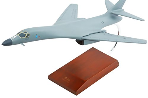 Mastercraft Collection North American Rockwell B-1B Lancer Model  Supersonic Bomber Jet Airplane Plane USAF US Air Force ()