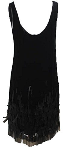 von Dress Furstenberg Penn' Shift Embelished 8 Black US Diane AP7qRd7