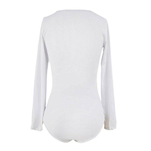 Toocool - Body - para mujer Bianco