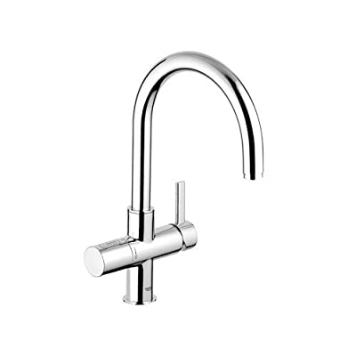 Grohe 31251000 Pure Chilled and Sparkling Dual Function Faucet