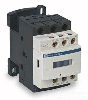 SCHNEIDER ELECTRIC Contactor 600-Vac 9Amp Iec Plus Options LC1D09F7 Phaseo Dc Converter Module 12Vdc 2Amp