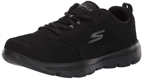Skechers Sneakers Womens - Skechers Women's GO Walk Evolution Ultra-Enhance Sneaker Black 10 W US
