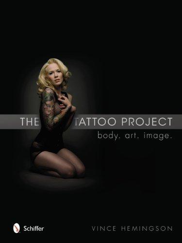 The Tattoo Project Body Art Image Vince Hemingson